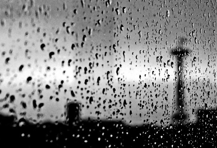 西雅图的雨